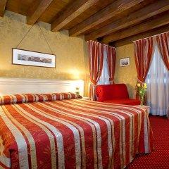 Отель Ca' San Polo Италия, Венеция - отзывы, цены и фото номеров - забронировать отель Ca' San Polo онлайн комната для гостей фото 2