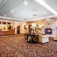 Отель Comfort Inn And Suites McMinnville интерьер отеля