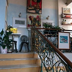 Трезини Арт-отель балкон