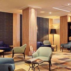 Отель Mercure Paris Porte d'Orléans Франция, Монруж - отзывы, цены и фото номеров - забронировать отель Mercure Paris Porte d'Orléans онлайн интерьер отеля
