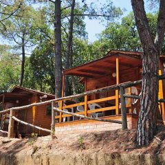 Отель Camping Santa Elena Ciutat Испания, Льорет-де-Мар - отзывы, цены и фото номеров - забронировать отель Camping Santa Elena Ciutat онлайн фото 2