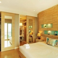 Отель Reflection Jomtien Beach Condo By Dome Паттайя комната для гостей фото 3