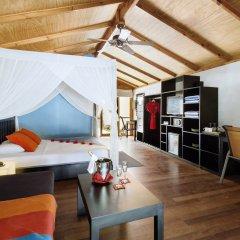 Отель Meeru Island Resort & Spa Мальдивы, Остров Фуранафуши - 10 отзывов об отеле, цены и фото номеров - забронировать отель Meeru Island Resort & Spa онлайн комната для гостей фото 5