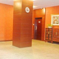 Отель Shenzhen Junyi Mingdian Inn Xili Шэньчжэнь интерьер отеля