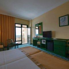 Miramare Beach Hotel Турция, Сиде - 1 отзыв об отеле, цены и фото номеров - забронировать отель Miramare Beach Hotel онлайн удобства в номере фото 2