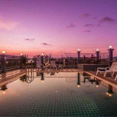 The Crystal Beach Hotel бассейн фото 3