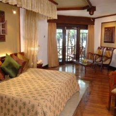Отель Royal Palms Beach Hotel Шри-Ланка, Калутара - отзывы, цены и фото номеров - забронировать отель Royal Palms Beach Hotel онлайн комната для гостей фото 5