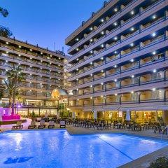 Отель 4R Playa Park Испания, Салоу - - забронировать отель 4R Playa Park, цены и фото номеров вид на фасад фото 2