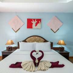 Отель Kaw Kwang Beach Resort Таиланд, Ланта - отзывы, цены и фото номеров - забронировать отель Kaw Kwang Beach Resort онлайн комната для гостей фото 4