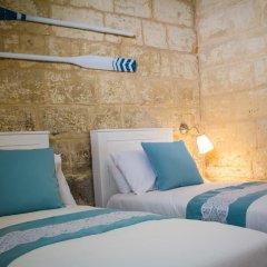 Отель Lemon Tree Bed & Breakfast Мальта, Заббар - отзывы, цены и фото номеров - забронировать отель Lemon Tree Bed & Breakfast онлайн комната для гостей фото 2
