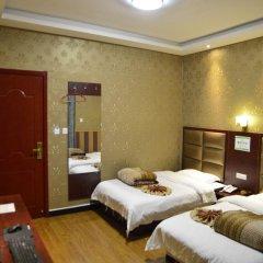 Отель Shunda Xian Xianyang Airport Hotel Китай, Сяньян - отзывы, цены и фото номеров - забронировать отель Shunda Xian Xianyang Airport Hotel онлайн комната для гостей фото 2