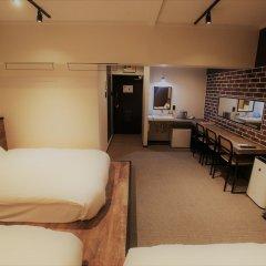 Отель Akasaka Haitsu Фукуока комната для гостей фото 4