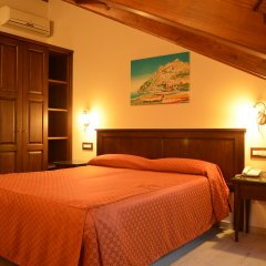 Hotel Due Torri Аджерола комната для гостей фото 4