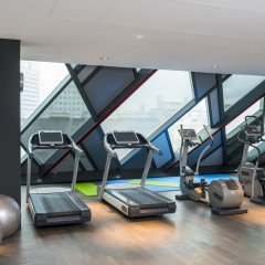 Отель SO VIENNA (ex. Sofitel Stephansdom) Вена фитнесс-зал фото 4