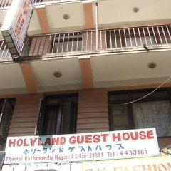 Отель Holyland Guest House Непал, Катманду - отзывы, цены и фото номеров - забронировать отель Holyland Guest House онлайн фото 2