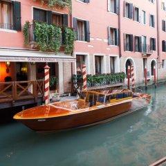 Отель Starhotels Splendid Venice Венеция приотельная территория