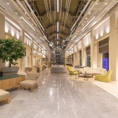 Отель Nikopolis Греция, Ферми - отзывы, цены и фото номеров - забронировать отель Nikopolis онлайн интерьер отеля фото 3