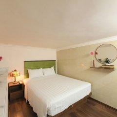 Отель Mr Sun Hotel - Travel Вьетнам, Ханой - отзывы, цены и фото номеров - забронировать отель Mr Sun Hotel - Travel онлайн комната для гостей фото 5