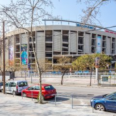 Отель Sweet Inn Apartments - Fira Sants Испания, Барселона - отзывы, цены и фото номеров - забронировать отель Sweet Inn Apartments - Fira Sants онлайн парковка