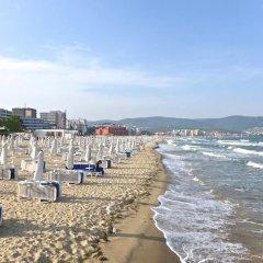 Отель PS Summer Dreams Болгария, Солнечный берег - отзывы, цены и фото номеров - забронировать отель PS Summer Dreams онлайн пляж фото 2