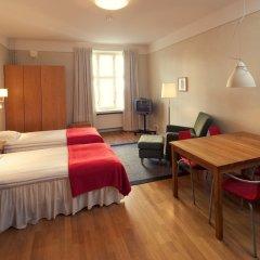 Отель Hellsten Helsinki Parliament комната для гостей