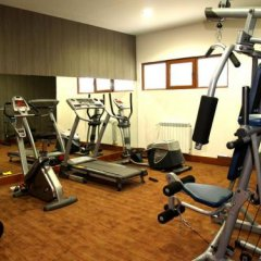Отель Emerald Spa Hotel Болгария, Банско - отзывы, цены и фото номеров - забронировать отель Emerald Spa Hotel онлайн фитнесс-зал фото 2