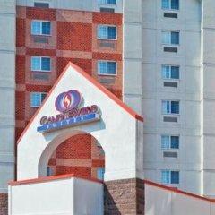 Отель Candlewood Suites Jersey City - Harborside балкон