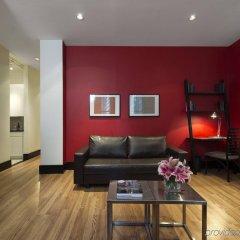 Отель Eurostars Wall Street США, Нью-Йорк - отзывы, цены и фото номеров - забронировать отель Eurostars Wall Street онлайн комната для гостей фото 4