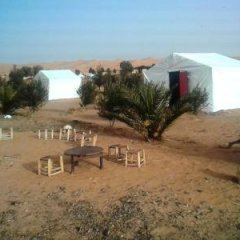 Отель Les Portes Du Desert Марокко, Мерзуга - отзывы, цены и фото номеров - забронировать отель Les Portes Du Desert онлайн пляж