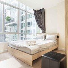 Отель The Sky Sukhumvit By Favstay комната для гостей фото 2
