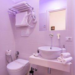 Отель Апарт-Отель Dolce Luxury Rooms Италия, Рим - отзывы, цены и фото номеров - забронировать отель Апарт-Отель Dolce Luxury Rooms онлайн ванная