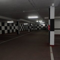 Hotel Marítimo Ris парковка