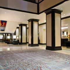 Отель New York Marriott Downtown США, Нью-Йорк - отзывы, цены и фото номеров - забронировать отель New York Marriott Downtown онлайн интерьер отеля фото 3