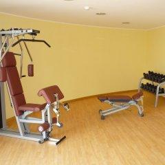 Hotel Senator Горгонцола фитнесс-зал
