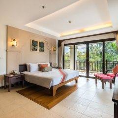 Отель Ravindra Beach Resort And Spa комната для гостей фото 17