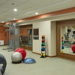 Гостиница Хилтон Гарден Инн Ульяновск фитнесс-зал фото 4