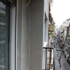Апартаменты Cheery Apartment in the Center of Athens Афины балкон