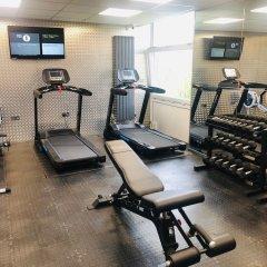 South Milford Hotel фитнесс-зал