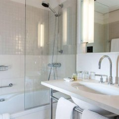 Отель Clipper Elb-Lodge Apartments Hamburg Германия, Гамбург - отзывы, цены и фото номеров - забронировать отель Clipper Elb-Lodge Apartments Hamburg онлайн ванная