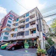 Отель Benjaratch Boutique Apartment Таиланд, Бангкок - отзывы, цены и фото номеров - забронировать отель Benjaratch Boutique Apartment онлайн парковка