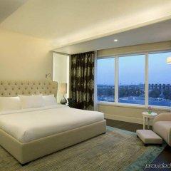 Отель Hilton Capital Grand Abu Dhabi ОАЭ, Абу-Даби - отзывы, цены и фото номеров - забронировать отель Hilton Capital Grand Abu Dhabi онлайн комната для гостей фото 4