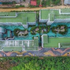 Отель Amazon Condo & Water Park Pattaya Паттайя с домашними животными
