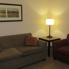 Отель Country Inn & Suites by Radisson, Calgary-Airport, AB Канада, Калгари - отзывы, цены и фото номеров - забронировать отель Country Inn & Suites by Radisson, Calgary-Airport, AB онлайн комната для гостей фото 4