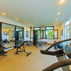 Отель Hoi An Beach Resort фитнесс-зал фото 3