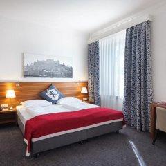 Отель Villa Carlton Зальцбург комната для гостей фото 5