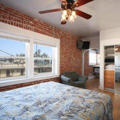 Отель Venice Beach Suites & Hotel США, Лос-Анджелес - отзывы, цены и фото номеров - забронировать отель Venice Beach Suites & Hotel онлайн комната для гостей