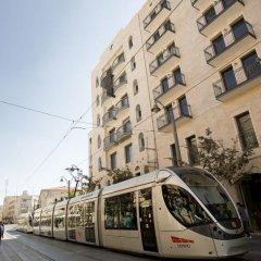 Check In Jerusalem Израиль, Иерусалим - 1 отзыв об отеле, цены и фото номеров - забронировать отель Check In Jerusalem онлайн городской автобус