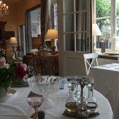 Отель De Koning van Spanje Антверпен питание фото 2