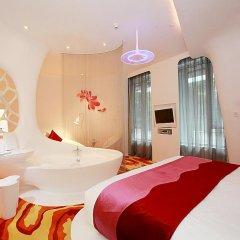 Отель Otique Aqua Шэньчжэнь комната для гостей