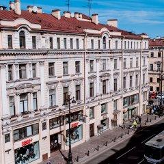 Мини-Отель Соната на Невском 11 балкон